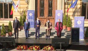 Președintele și ministrul interimar la Sănătății, prezenți la deschiderea anului universitar de la UMF Carol Davila