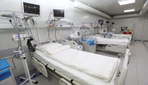 Ca la români! Redeschiderea spitalului modular de la Lețcani, amânată