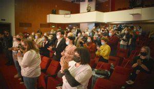 Spectacole cu sala plină la Săptămâna Teatrului Tânăr